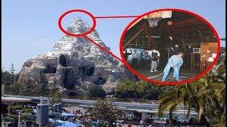 Top 10 Secretos De Los Parques Disney Mejor Guardados - FULL TOPS