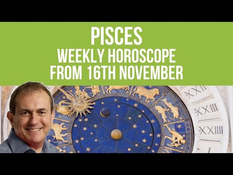 Weekly Horoscopes from 16th November 2020