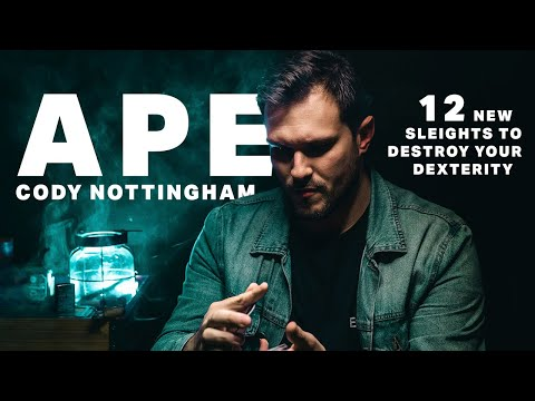 Ape by Cody Nottingham