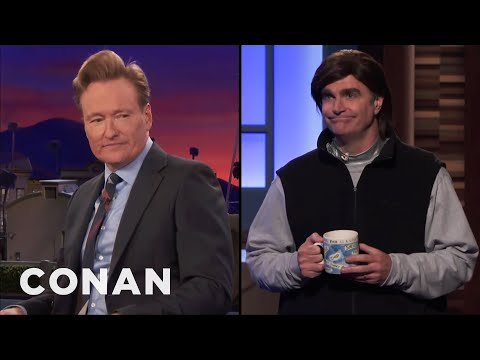 Where's Conan's Mug?  - CONAN on TBS (видео)