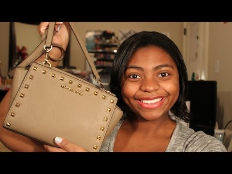 Handbag Review: Michael Kors Selma Messenger Bag