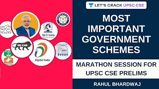 Most Important Government Schemes | Mega Marathon Session | Crack UPSC CSE/IAS - Download this Video in MP3, M4A, WEBM, MP4, 3GP