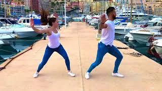 "Mafiosa   Lartiste Feat Caroliina | Dance Fitness By ""Mike"" & ""Meigge"""
