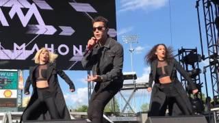 Austin Mahone  LIVE - What About Love EndFest Sacramento 2017