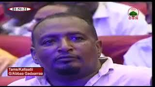 Ergaa PMNO Obboo Lammaa Magarsaa gamma Dr. Abiy Ahmadiin dabarsan
