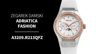 Zegarownia.pl ADRIATICA FASHION DAMSKI Kod produktu: A3209.R213QFZ