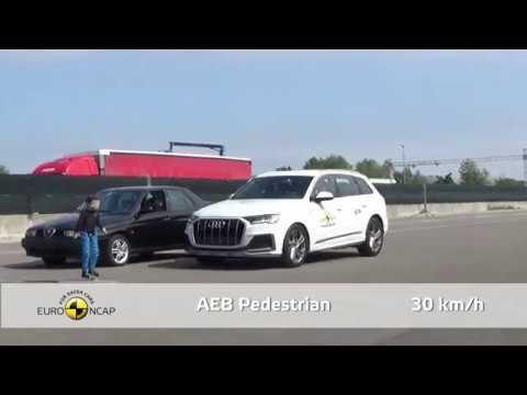 NCAP: Audi Q8