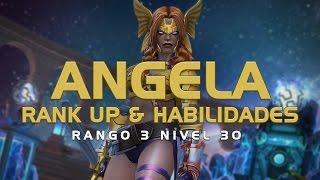 Angela, Rank Up & Habilidades | Marvel Batalla de Superhéroes