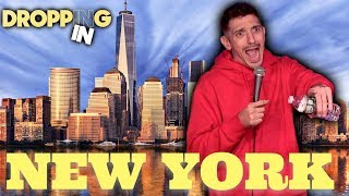 NBA vs China Jokes, Offensive Accent-Off w/ WeezyWTF, Secret Shows Of NYC | Dropping In #47