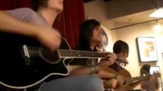 Runaway Acoustic - Artist vs Poet