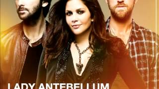 Lady Antebellum - Goodbye Town (LYRICS)
