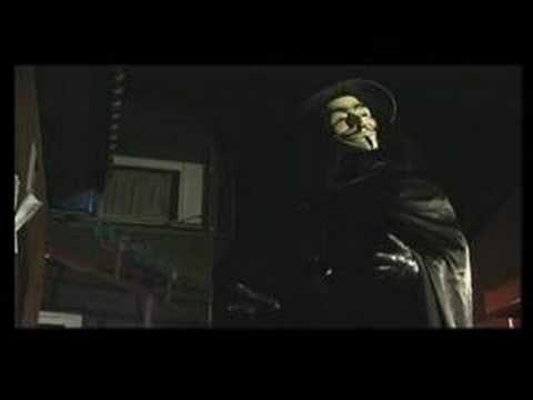 V - Freedom Forever PART 02 (V for Vendetta)
