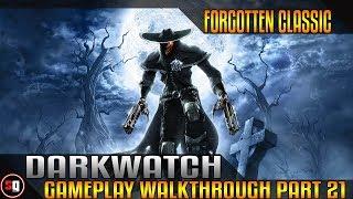 Darkwatch Walkthrough Part 21 - Ending