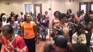 Spéciale louange avec Dr. Jacques Maluma  - 9ème Conférence Femmes Affranchies (Pt. 2)