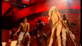 Lady Gaga ~ (Bill) Bad Romance Live ~ Clinton Foundation Concert