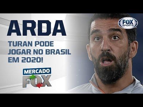 Arda Turan pode jogar no Brasil em 2020!