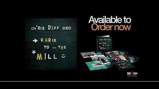 Chris Difford - Chris To The Mill 4CD+DVD box set trailer