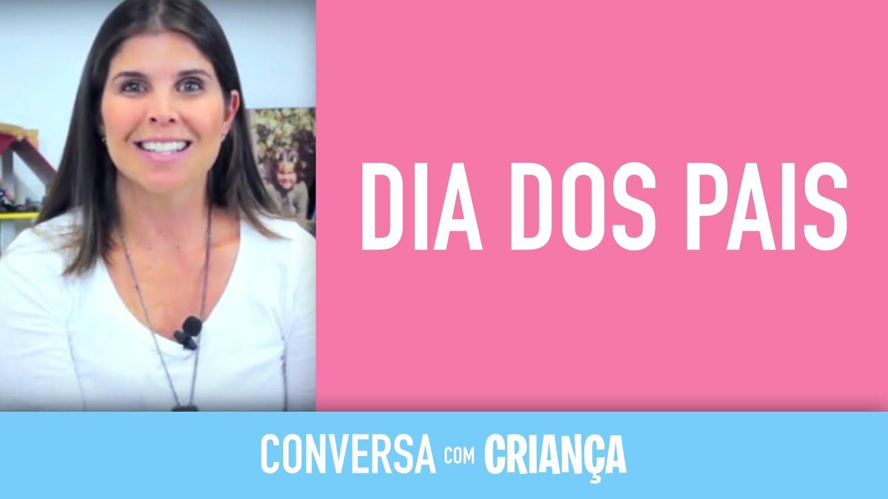 Dia dos Pais | Conversa com Criança | Psicóloga Infantil Daniella Freixo de Faria