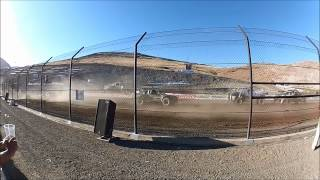 Lucas Oil Offroad Racing Round 12 Reno NV  GoPro HD Hero 2 With The Crashes
