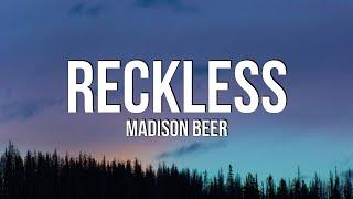 Madison Beer - Reckless (Lyrics)