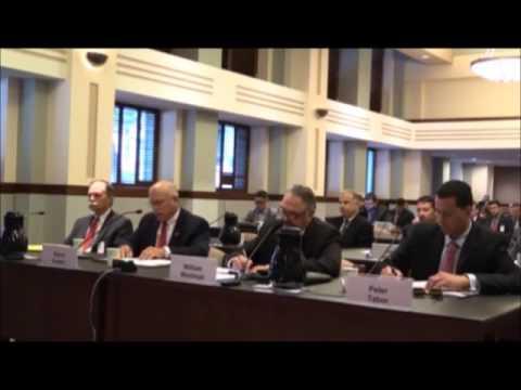 R-CALF USA vs. NCBA: USTR NAFTA Modernization Hearing 6-27-2017