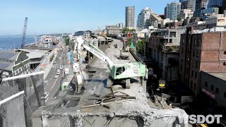 Tearing down the Alaskan Way Viaduct and transforming Seattle's waterfront