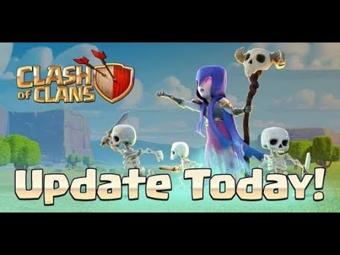 Live Clash Of Clans : Maintenance Break || What New Is