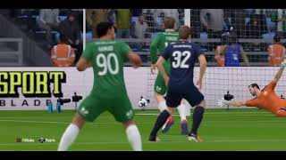 FIFA 18 GAMEPLAY GOALS AND HIGHLIGHTS HAMMARBY - MALMÖ FF