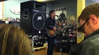 """Disappearing"" Dan Wilson live @Electric Fetus (Mpls, MN)"