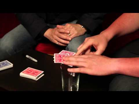 Sharpie Through Card (STC) by Peter Nardi