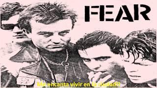 Fear I Love Livin' In The City Subtitulada (HD)