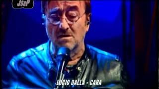 LUCIO DALLA - CARA (LIVE)