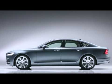 Volvo S 90 Седан класса E - рекламное видео 2