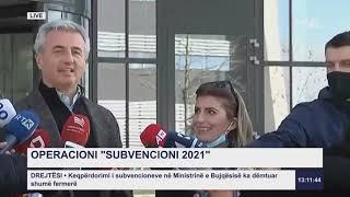 Drejtpërdrejt - ``Operacion Subvencioni 2021`` 26.02.2021