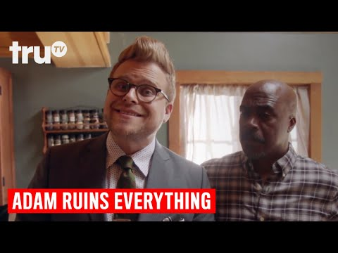 Adam Ruins Everything - Why Filing Taxes Is So Hard (Tease)   truTV