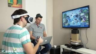 Настройка Playstation VR и первые ощущения