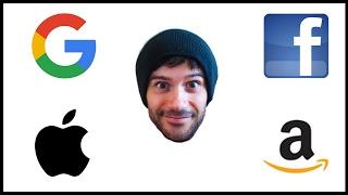 LesGAFA:Google,Apple,Facebook,Amazon