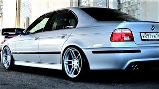 BMW E39 525 МАШИНА СОШЛА С УМА !