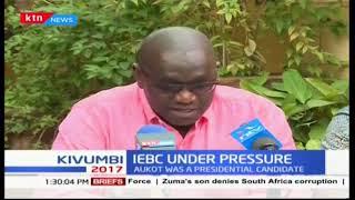Ekuru Aukot insists that IEBC Commissioners should resign