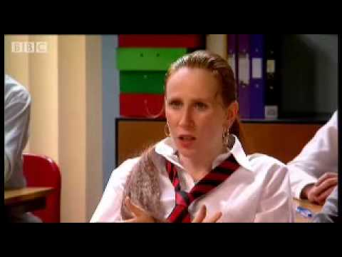 Lauren - French exam - The Catherine Tate Show - BBC comedy