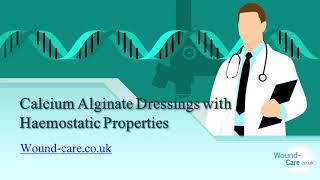 Sorbsan Range of Calcium Alginate Dressings