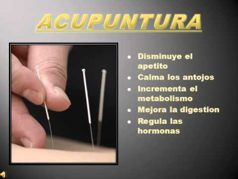 El adelgazamiento con de mano massazherom