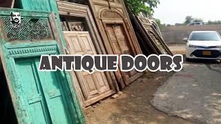 ANTIQUE DOORS | ISLAMABAD | PAKISTAN | MZK | 2K19