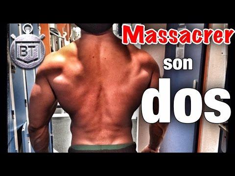 La distension des muscles coxaux les symptômes