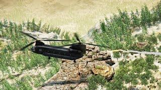 US INVASION DRONE STRIKE SIMULATOR Occupation Military Simulation  | War Room Afghanistan Gameplay