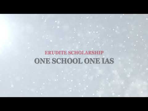 One School,One IAS Incomparably Unique'