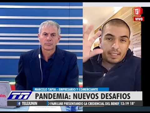 Entrevista a Marcelo Tapia