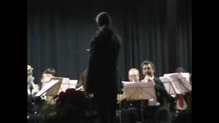 preview picture of video 'CONCIERTO AÑO NUEVO 2012 (UNIÓN MUSICAL DE JACARILLA) PARTE 1/2'
