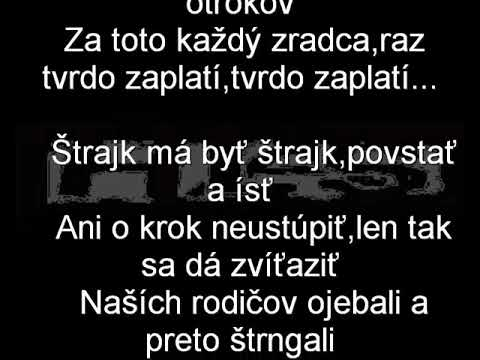 HLAS - HLAS- štrajk