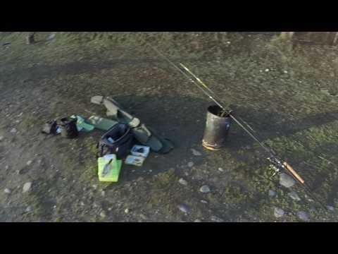 Trucchi, bevuti a pesca di una fotografia